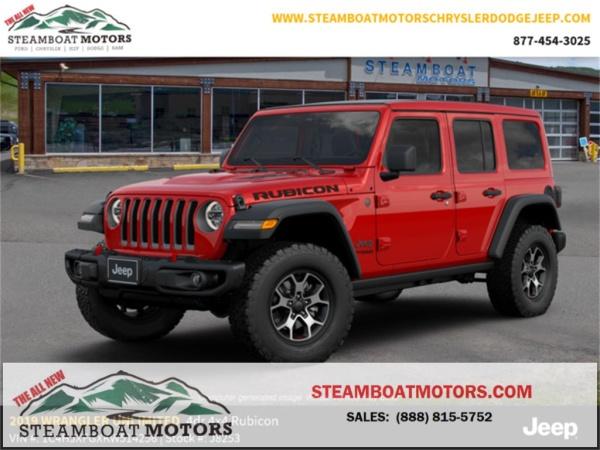 2019 Jeep Wrangler in Steamboat Springs, CO