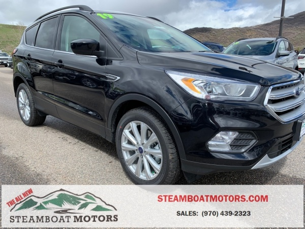 2019 Ford Escape in Steamboat Springs, CO