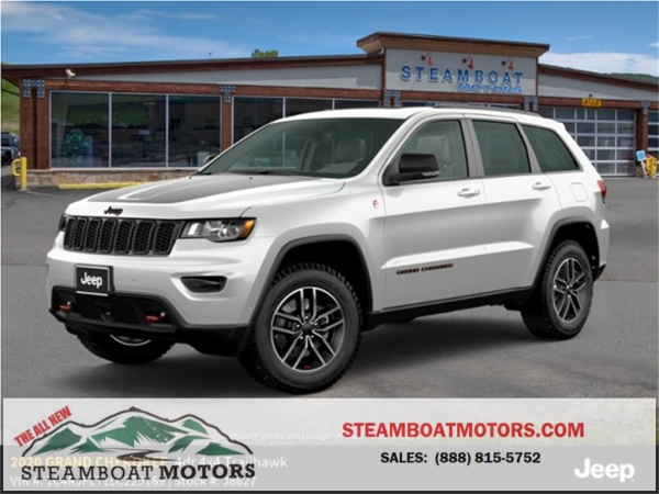 2020 Jeep Grand Cherokee in Steamboat Springs, CO