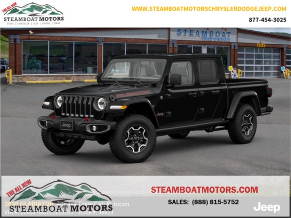 2020 Jeep Gladiator in Steamboat Springs, CO