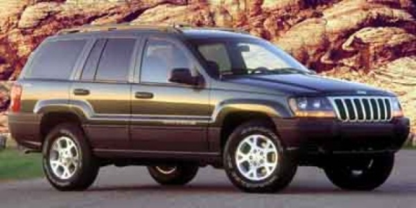 2001 Jeep Grand Cherokee in St. George, UT