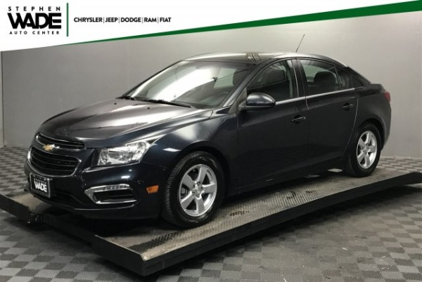 2016 Chevrolet Cruze Limited in St. George, UT
