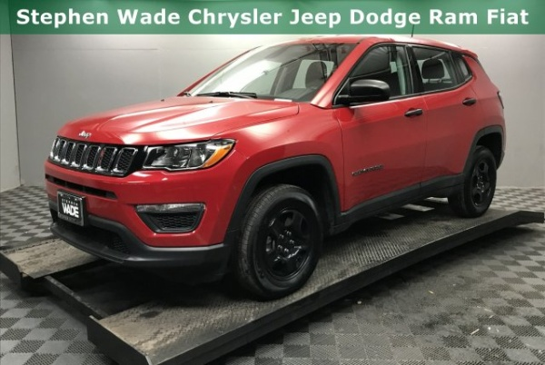 2018 Jeep Compass in St. George, UT