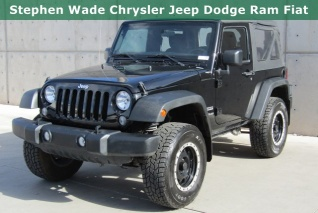 Used Jeep Wranglers For Sale Truecar