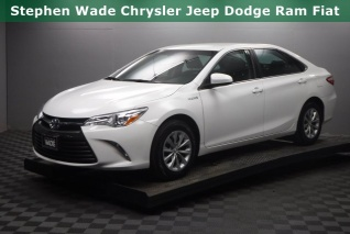 2017 Toyota Camry Hybrid Le For In St George Ut