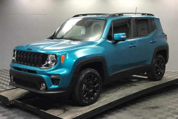2020 Jeep Renegade in St. George, UT