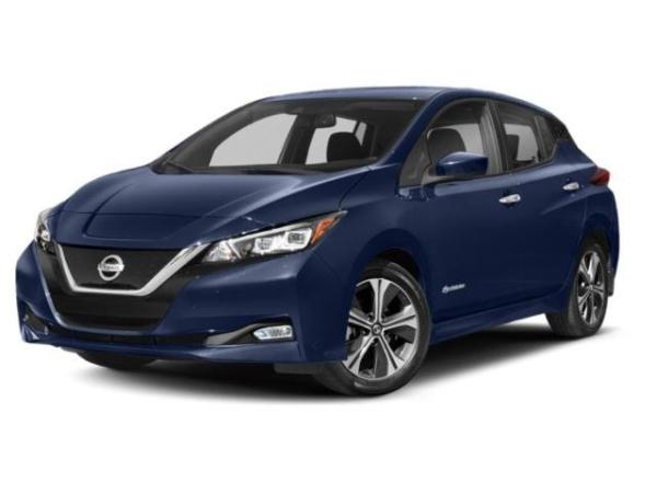 2020 Nissan LEAF in St. George, UT