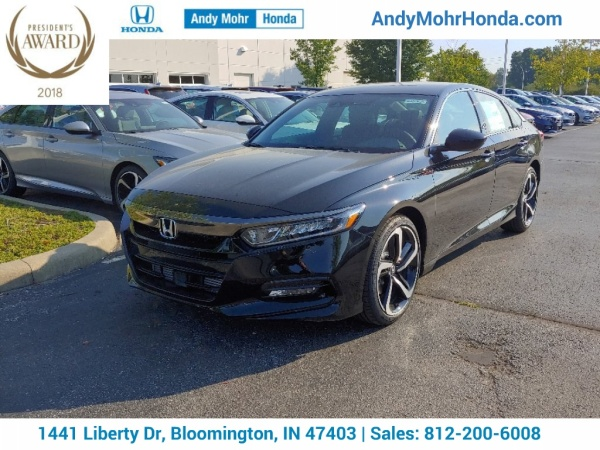 2019 Honda Accord in Bloomington, IN