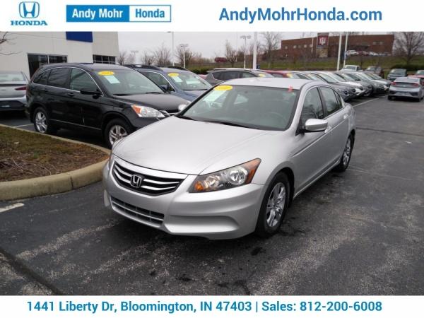 2012 Honda Accord in Bloomington, IN