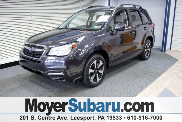 2017 Subaru Forester in Leesport, PA