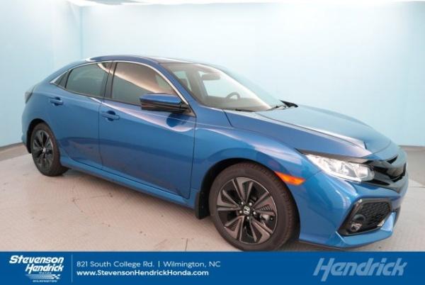 Honda Wilmington Nc >> 2019 Honda Civic Ex Hatchback Cvt For Sale In Wilmington Nc