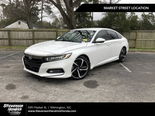 2019 Honda Accord in Wilmington, NC