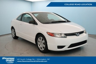 Honda Civic Wilmington Nc >> Used Honda Civic Coupes For Sale In Wilmington Nc 8 Listings In