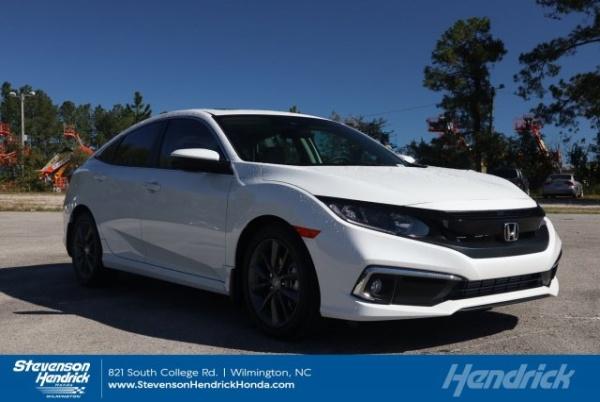 2020 Honda Civic in Wilmington, NC