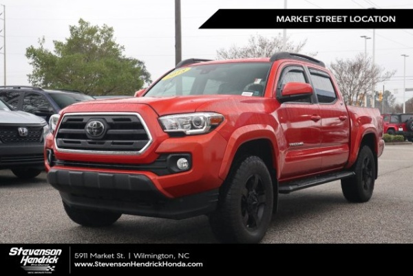 2018 Toyota Tacoma in Wilmington, NC