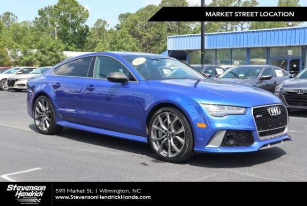2017 Audi RS 7 in Wilmington, NC