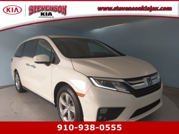 2018 Honda Odyssey in Jacksonville, NC