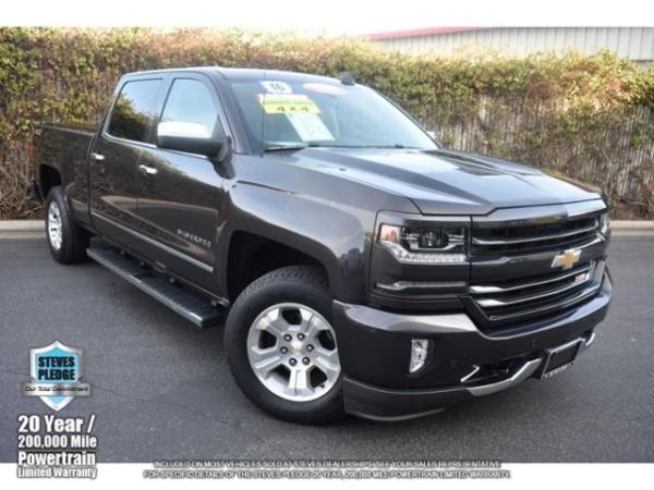 2016 Chevrolet Silverado 1500 in Oakdale, CA