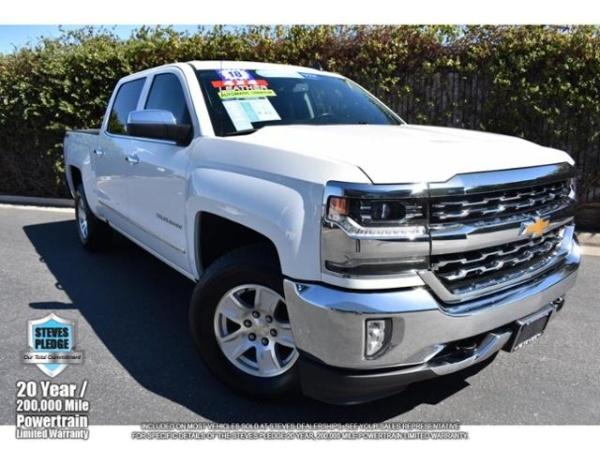 2018 Chevrolet Silverado 1500 in Oakdale, CA