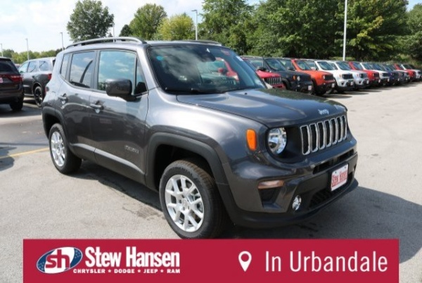 2019 Jeep Renegade in Des Moines, IA