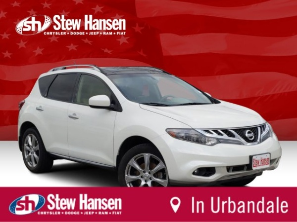 2013 Nissan Murano in Des Moines, IA
