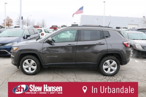 2019 Jeep Compass in Des Moines, IA