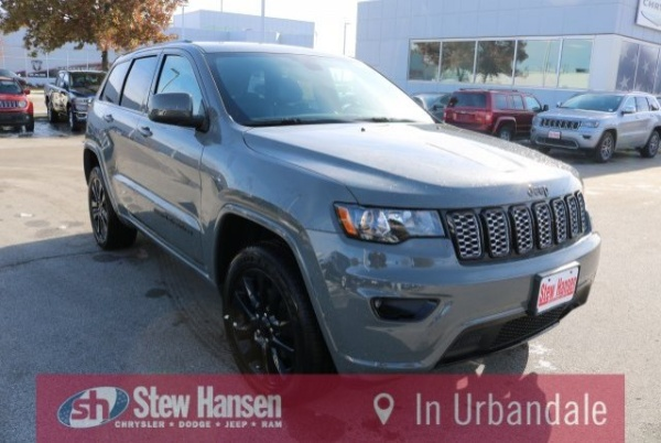 2020 Jeep Grand Cherokee in Des Moines, IA