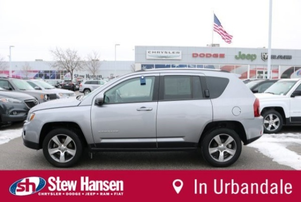 2017 Jeep Compass in Des Moines, IA