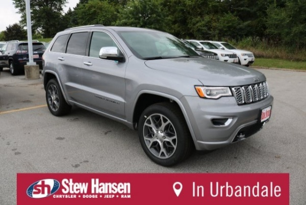 Jeep Des Moines >> 2020 Jeep Grand Cherokee Overland For Sale In Des Moines Ia