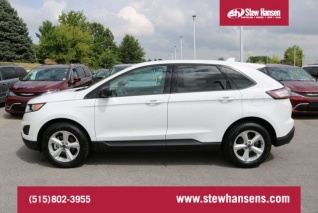 Used  Ford Edge Se Fwd For Sale In Des Moines Ia