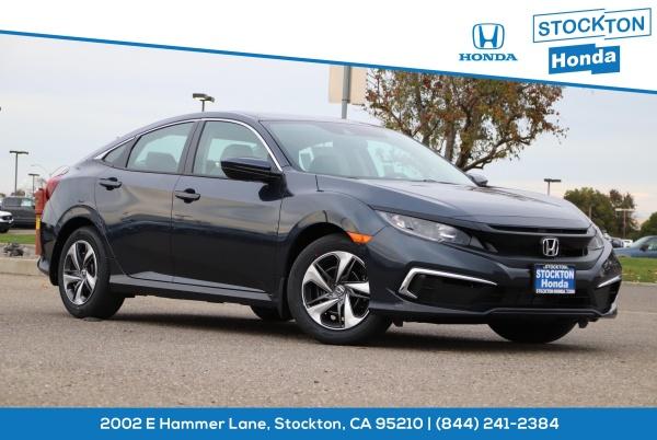 2020 Honda Civic in Stockton, CA