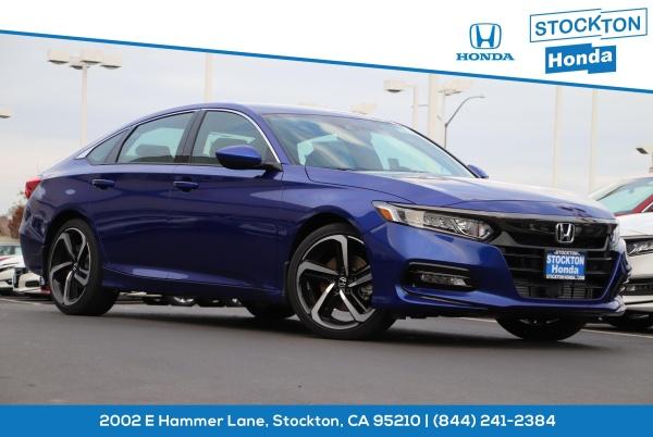 2020 Honda Accord in Stockton, CA