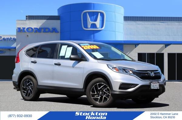 2016 Honda CR-V in Stockton, CA