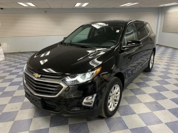 2018 Chevrolet Equinox in Arlington, MA