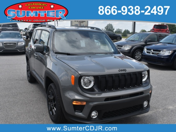 2019 Jeep Renegade in Sumter, SC
