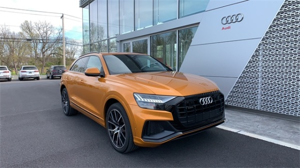 2019 Audi Q8 in Mechanicsburg, PA