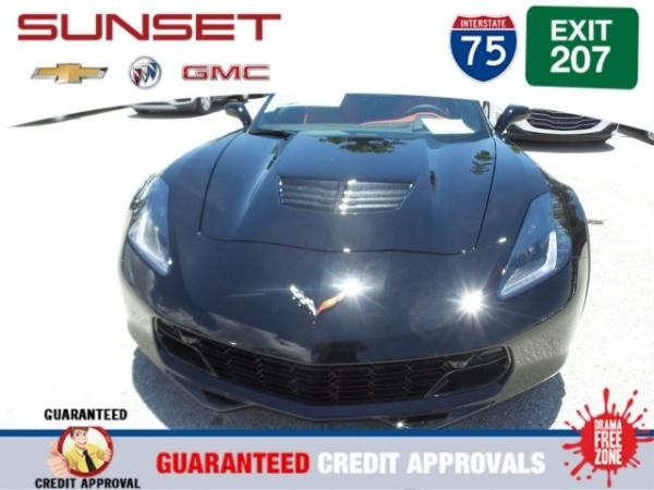 2019 Chevrolet Corvette in Sarasota, FL