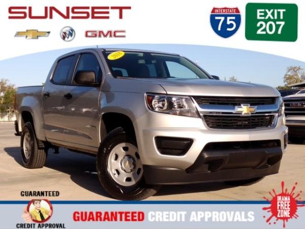 2018 Chevrolet Colorado in Sarasota, FL