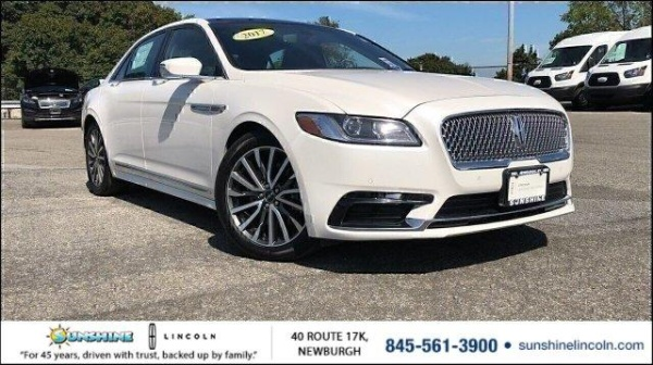 2017 Lincoln Continental in Newburgh, NY