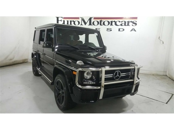 Mercedes Benz Bethesda >> 2018 Mercedes Benz G Class G 63 Amg 4matic For Sale In Bethesda Md