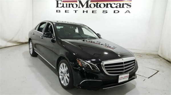 2019 Mercedes-Benz E-Class in Bethesda, MD