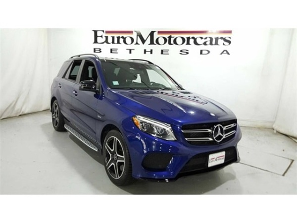 Mercedes Benz Bethesda >> 2017 Mercedes Benz Gle Gle 43 Amg 4matic Suv For Sale In
