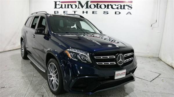 Mercedes Benz Bethesda >> 2017 Mercedes Benz Gls Gls 63 Amg 4matic For Sale In Bethesda Md