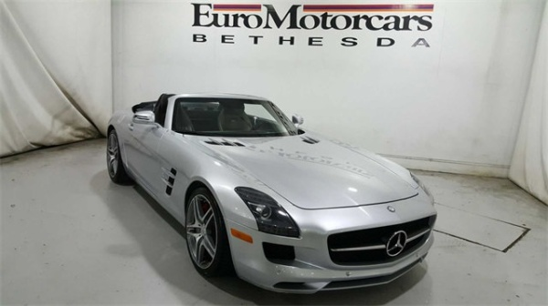 2012 Mercedes-Benz SLS AMG Base