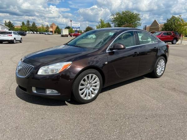 2011 Buick Regal CXL Turbo TO2