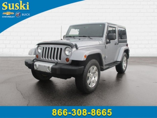 2013 Jeep Wrangler in Birch Run, MI