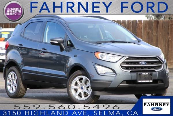 2020 Ford EcoSport in Selma, CA