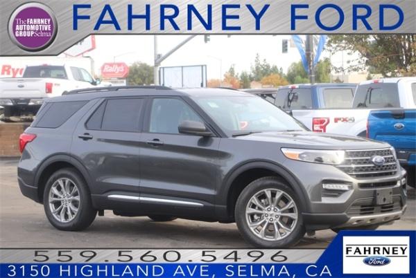 2020 Ford Explorer in Selma, CA