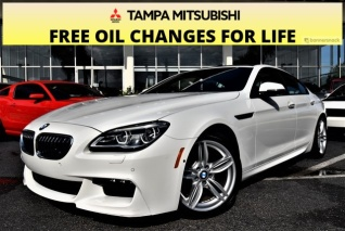 2017 Bmw 6 Series 640i Gran Coupe For In Tampa Fl