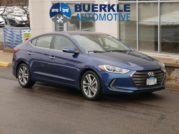2017 Hyundai Elantra in White Bear Lake, MN